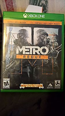 nice Metro Redux (Microsoft Xbox One 2014) - For Sale View more at http://shipperscentral.com/wp/product/metro-redux-microsoft-xbox-one-2014-for-sale-2/