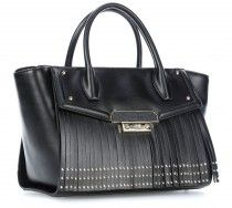 Black studded leather - my favorite! :-)