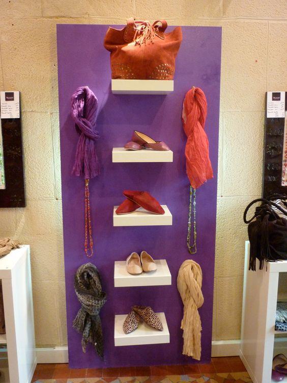merchandising boutique d coration int rieure marocaine