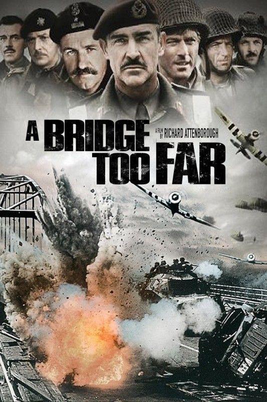 A Bridge Too Far Movie Movie Movies Film Cinema Film Posters Vintage Movie Posters Romantic Comedy Movies
