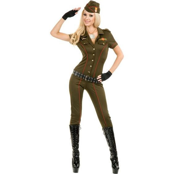 Adult Women's Air Force Angel Costume