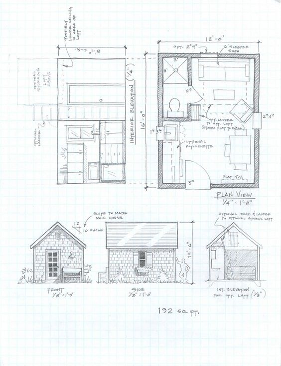 Small house under 100 sq ft small house plans under 1000 Houses under 1000 sq ft