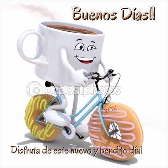 Muy buenos días!!!