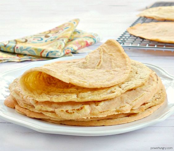 "Utterly amazing tortillas that are naturally grain-free, oil-free, vegan, and require nothing more than red lentils (plus some tap water and salt). They are also a cinch to make!Mondays need some ""wow."" And do I ever have some!First, a question: do you have some split red..."