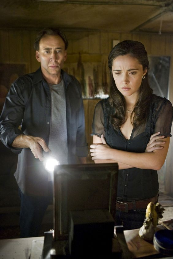 Nicolas Cage and Rose Byrne in Knowing #film #movie ...