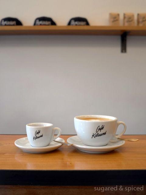 parís Kitsuné cafetería
