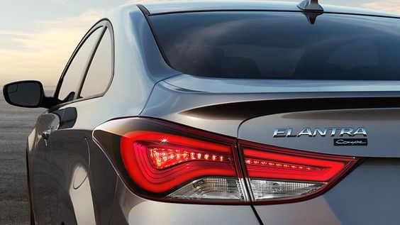 2014 ELANTRA COUPE AVAILABLE LED TAIL LIGHTS Visit http://www.hyundaigreenvalley.com/