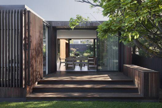 Gallery Of Humble House Coy Yiontis Architects 5 Casas Humildes Exteriores De Casas Modernas Casas Costeras