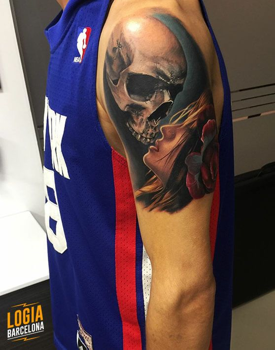 ᐅ Mejores Tatuajes 2019 Ideas Para Tu Tattoo Logia Tattoo Tatuajes Realistas Tattoo Barcelona Tatuaje Realista