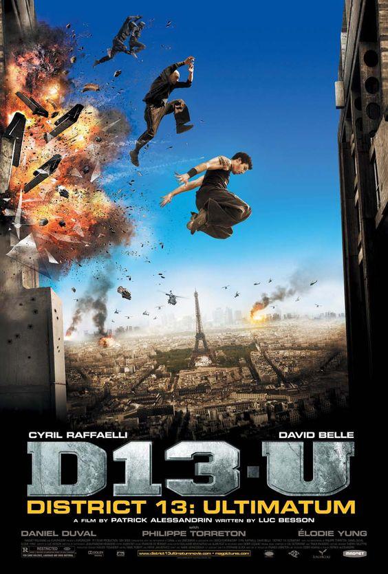 暴力特區2:極限殺陣  District 13 - Ultimatum 2009