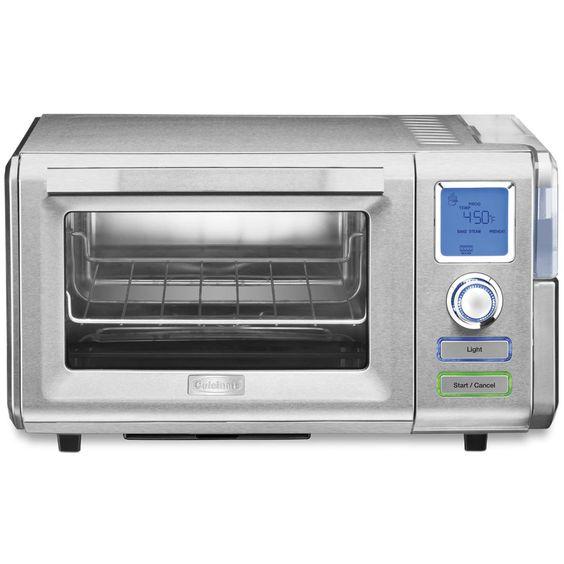 Countertop Convection Oven Reviews Consumer Reports : convection countertop countertop steam cuisinart toaster oven toaster ...