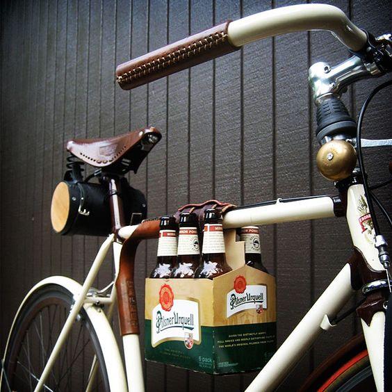Bike + Beer