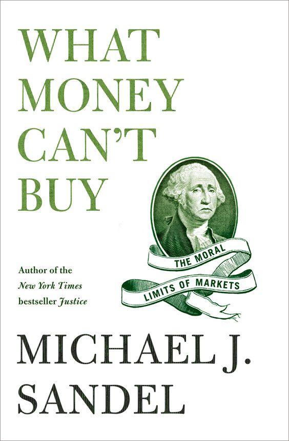 O que o dinheiro não pode comprar!