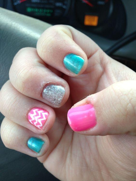 Shellac manicure!!