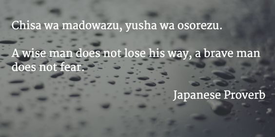 Japanese Quotes => http://teachityourself.co/2014/11/14/best-japanese-books/