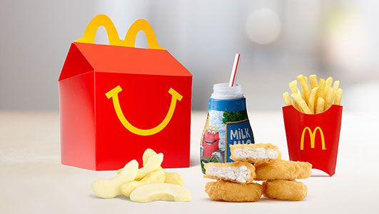 Disney Toys Are Returning To Mcdonald S Happy Meals Chip And Company Happy Meal Mcdonalds Mcdonalds Fast Food Happy Meal Box