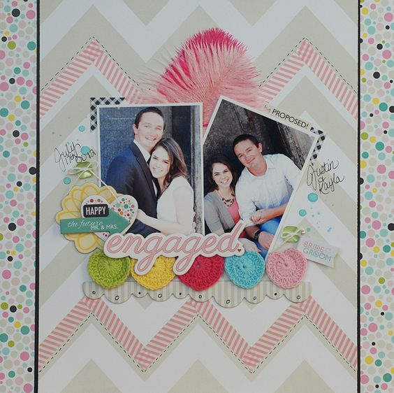 A Project by Becki Adams from our Scrapbooking Gallery originally submitted 01/05/14 at 08:38 PM