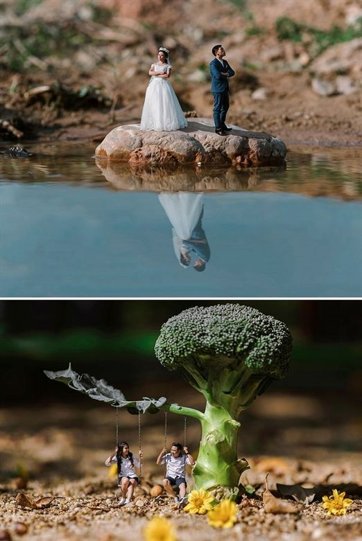 The Secret Of Letting Go In 2020 Wedding Couple Poses Photography Funny Wedding Photography Wedding Photography Poses