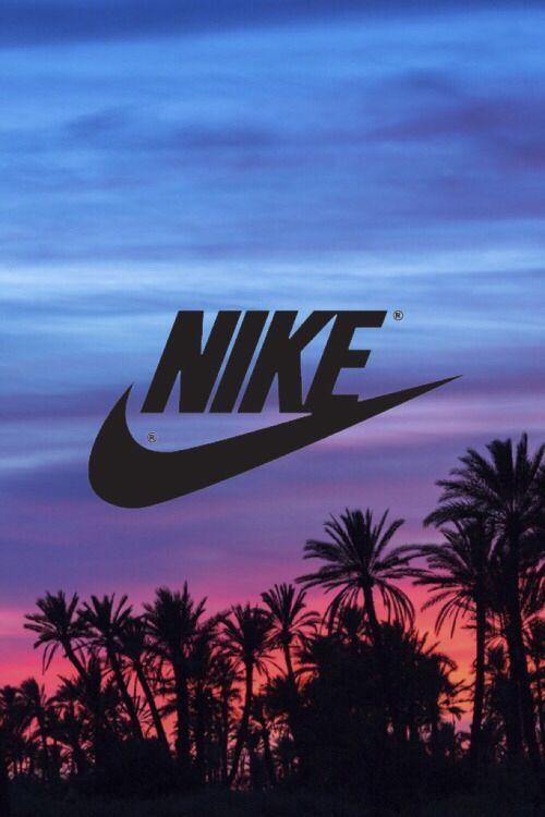 Fond D Ecran Coucher De Soleil Nike Nike Wallpaper Adidas Wallpapers Nike Background