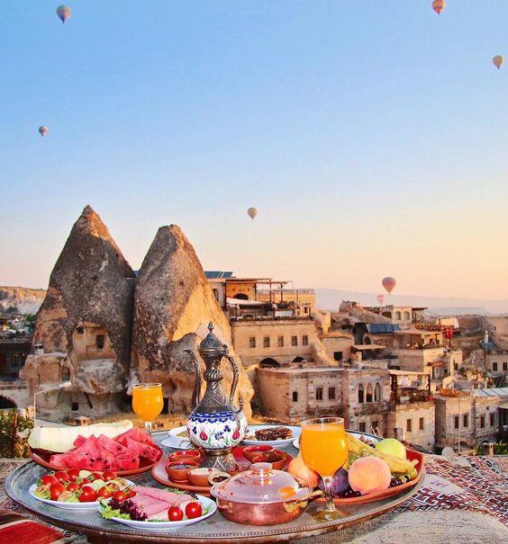 Göreme, Capadocia, Turquía