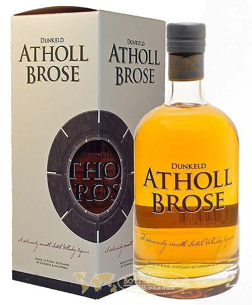 Atholl Brose Whisky Likör 0,5 Liter