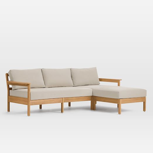 Playa Outdoor Reversible Sectional In 2020 Used Outdoor Furniture Outdoor Furniture Cushions Best Outdoor Furniture