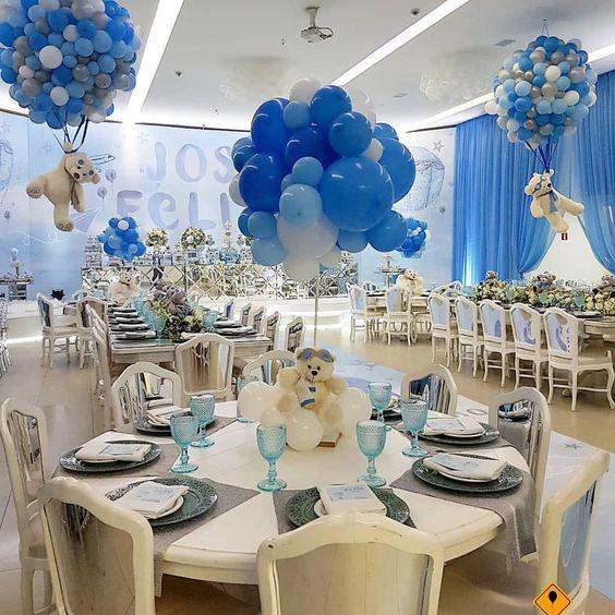 Boa Noite com esses Baloes lindos by @estacaodobalao ! #party #decor #decoration #amobaloes #baloes