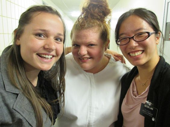 BETH's BAPTISM! WATAC Mission. WE belong to the Church of Jesus Christ of Latter Day Saints :) WE BELIEVE IN CHRIST