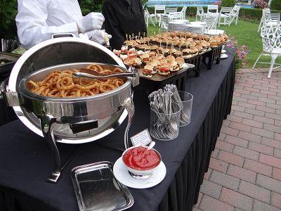gourmet burger bar wedding buffet pinterest warm
