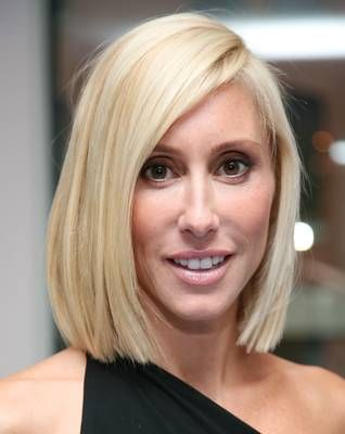 Swell Bobs Long Bobs And Long Bob Hairstyles On Pinterest Hairstyles For Women Draintrainus