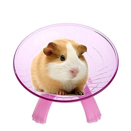 Best Quality Toys Hamster Mouse Running Disc Flying Saucer