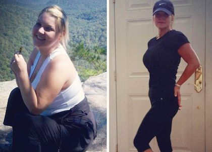 """Down 47 Pounds & 10 Years, Leslie Now Knows What """"Living"""" Feels Like 
