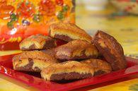 Mini marbrés au chocolat comme des savanes : Etape 1