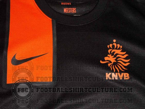2012 Holland Jersey. Sweet.