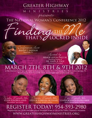 Women Conference Flyer Template @creativework247 Flyer Templates - conference flyer template