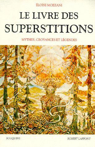 De tous les domaines de l'histoire des mentalités, la superstition est celui qui présente la plus grande permanence; la superstition est en effet de tous les temps et de tous les lieux. C'est ce mode de pensée et d'appréhension irrationnel du monde, mémoire collective transmise de génération en génération –et non superstition individuelle– qui est ici envisagé sous toutes ses facettes en mille deux cent entrées: d'abeille à zona en passant par bourrache, cheveux, croque-mitaine ou pluie.