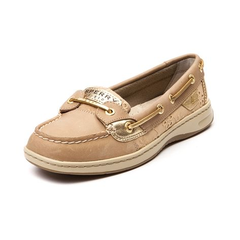 Womens Sperry Top Sider Angelfish Eyelet Boat Shoe