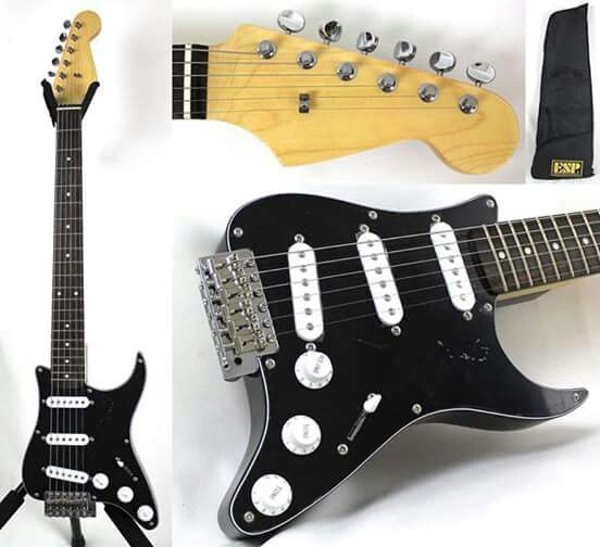 how to set up my neew guitar