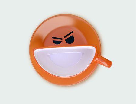 Smiling Tea Cup