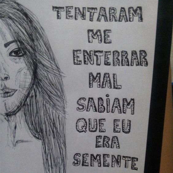 Ilustraçao com caneta #pen