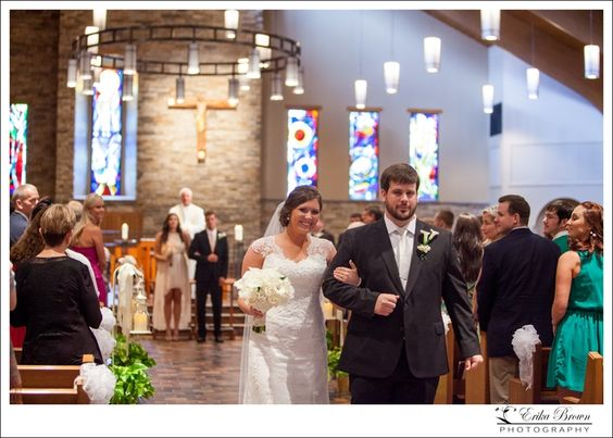 St Mary S Catholic Church The Skyline Club Indianapolis Wedding