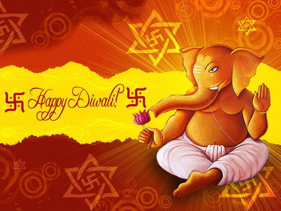 Happy Diwali 2013 Greeting Cards and Wallpapers_2
