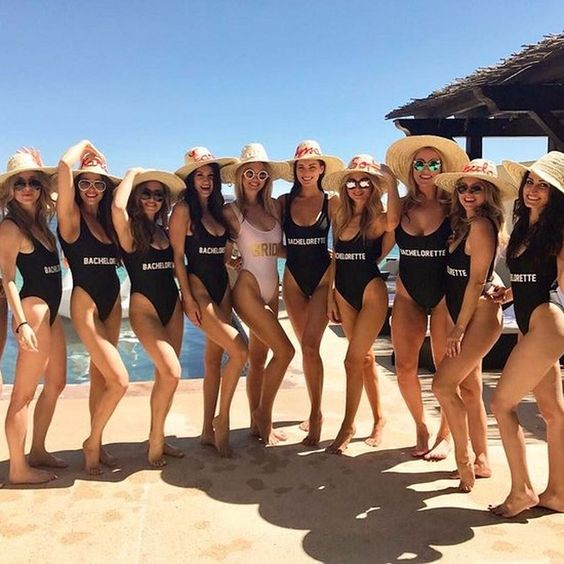 Stunning 60+ Beach Bachelorette Party Ideas https://weddmagz.com/60-beach-bachelorette-party-ideas/