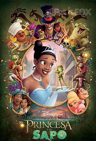 La Princesa Y El Sapo Peliculas Infantiles De Disney Peliculas De Disney Peliculas De Estreno Gratis