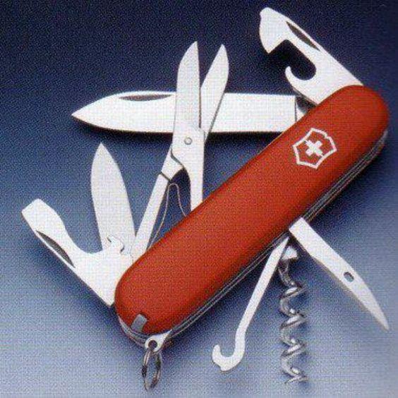 SWISS ARMY KNIFE by VICTORINOX