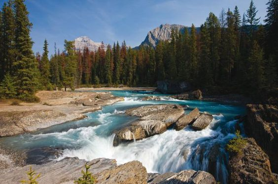 Der #Yoho National Park #canada http://www.sktouristik.de/Reisen/Autoreise/Kanada-Alaska/Westkanada/Yoho.html