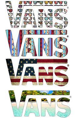 cool vans logo
