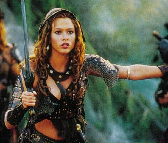 13 Best Sexy Warriors Images On Pinterest: Amarice (Jennifer Sky) In Xena Warrior Princess