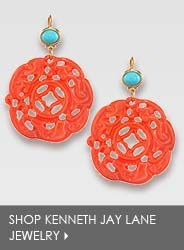 Love these colorful earrings for summer!