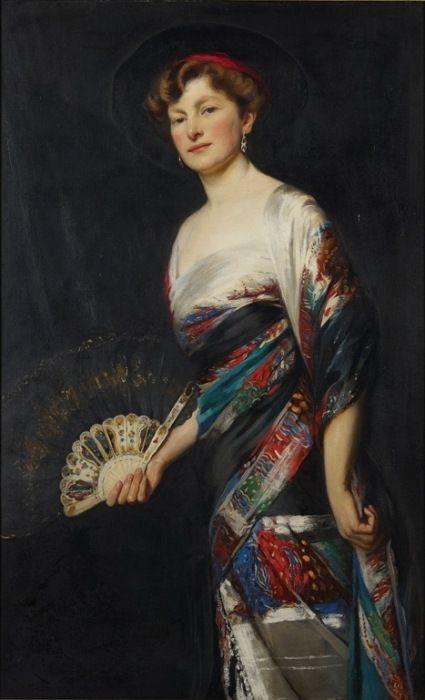 John Saint Helier Lander Jersey 1868-1944 Surrey Lilita: